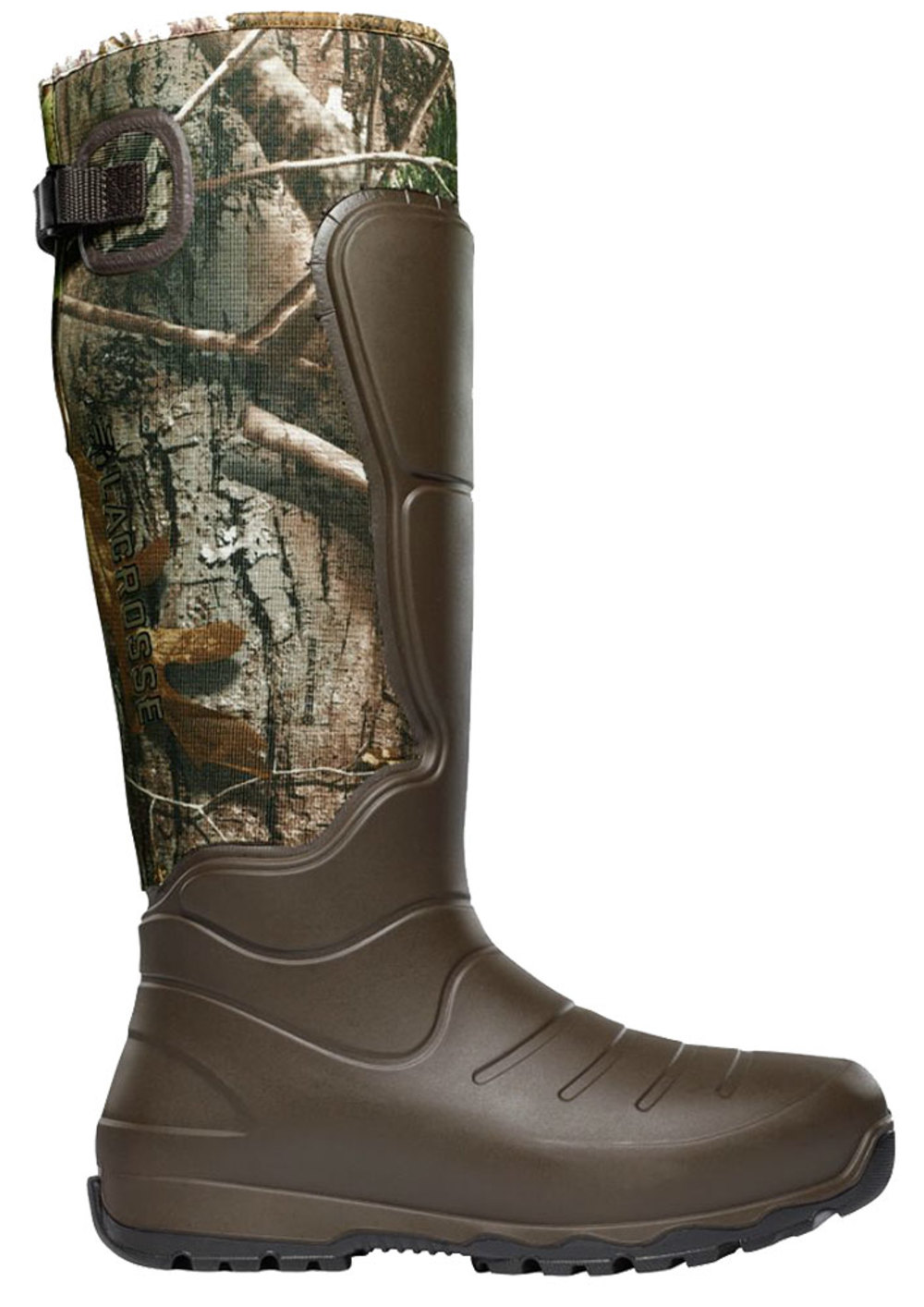 LaCrosse AeroHead Boot Realtree Xtra 7mm 8 by LACROSSE