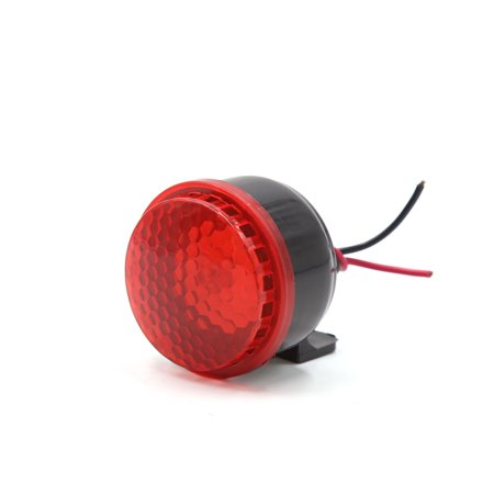 DC 12V Motorcycle Scooter Reflector  Warning Electric Horn Trumpet