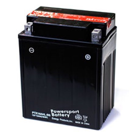 Replacement for YAMAHA ENTICER 340 DELUXE 340CC SNOWMOBILE BATTERY FOR  MODEL YEAR 1980 replacement light bulb lamp