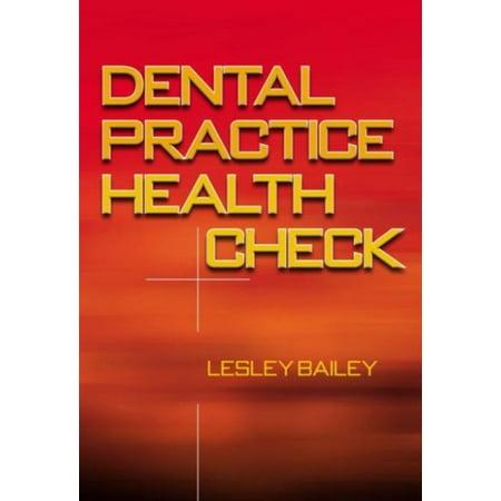 Check Dental Practice Santé (Broché)