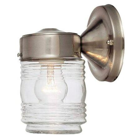 54-4379 BK 1LT JELLY JAR LIGHT
