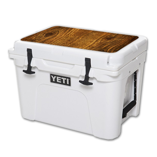 MightySkins Protective Vinyl Skin Decal for YETI Tundra 35 qt Cooler Lid wrap cover sticker skins Why Knot