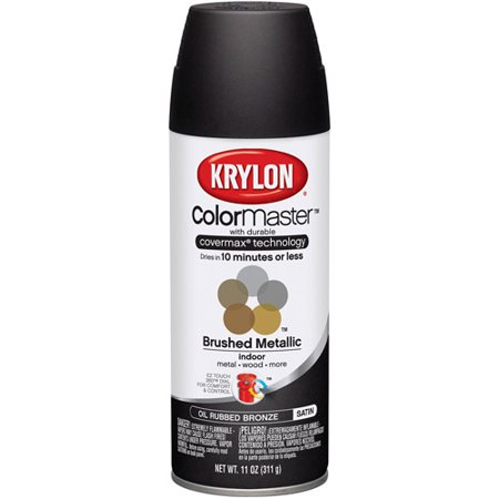 krylon colormaster oil rubbed bronze. Black Bedroom Furniture Sets. Home Design Ideas
