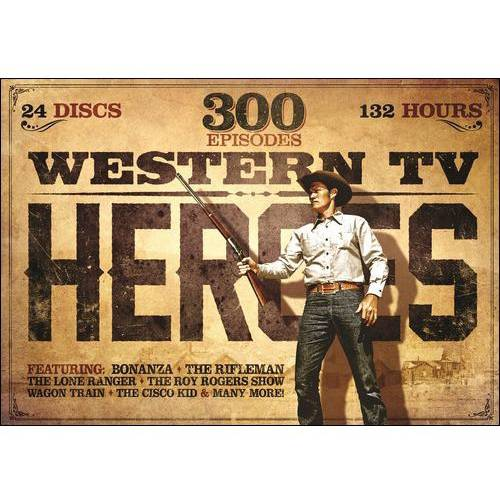 Western TV Heroes: 300 Episode Collection, Volume One