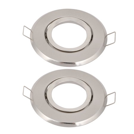 Unique Bargains 88mm Dia Ceiling Light Bracket Downlight Holder Adjustable w MR16 Lamp Socket