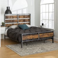 Taylor Wood Plank Queen Size Bed by River Street Designs
