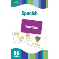 Spanish (Flash Kids Flash Cards)
