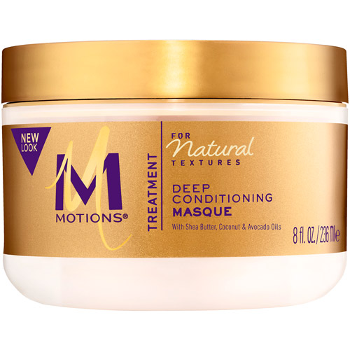 Motions Natural Textures Deep Conditioning Masque, 8 fl oz