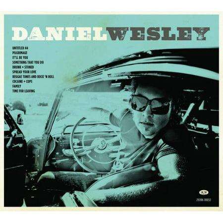 Daniel Wesley (CD)](Daniel Wesley Halloween)