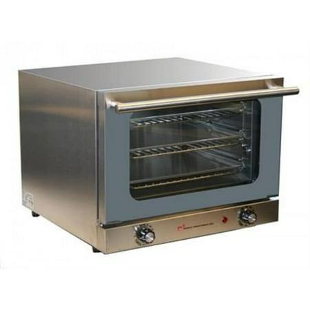 ... Industries 620 Commercial Convection Countertop Oven - Walmart.com