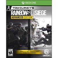 Tom Clancy's Rainbow Six Siege - Advanced Edition, Ubisoft, Xbox One, 887256033873