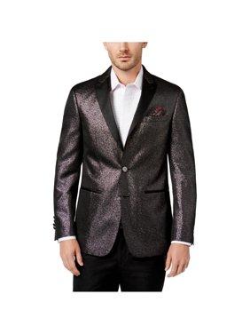 Tallia Mens Sparkle Sport Coat