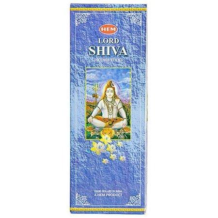 Hem Lord Shiva Incense, 120 Stick Box