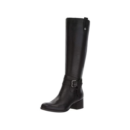 b64b4a0189b6 Naturalizer Women s Dev Riding Boot - Walmart.com