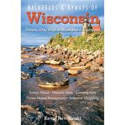 Backroads & Byways of Wisconsin - Paperback
