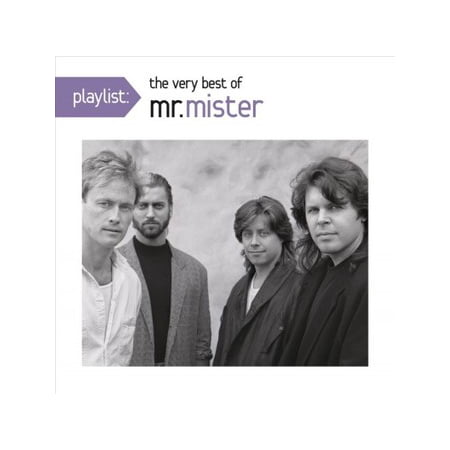 Playlist: The Very Best of Mr. Mister (CD)