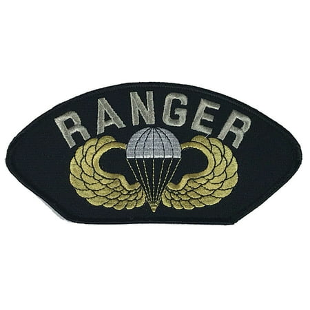 Us United States Army Ranger Airborne Lead The Way Jump Wing Patch