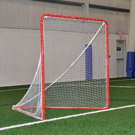 Jaypro Practice Lacrosse Goal - Halloween Lacrosse Practice