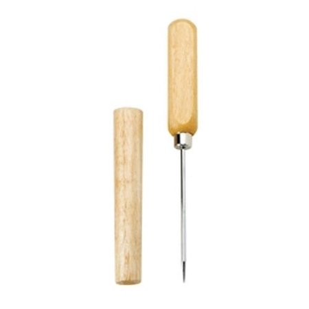 Ice Pick Wood Handle - Drink Hole Punch
