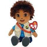 Beanie Babies Go Diego Go Diego Beanie Buddy Plush