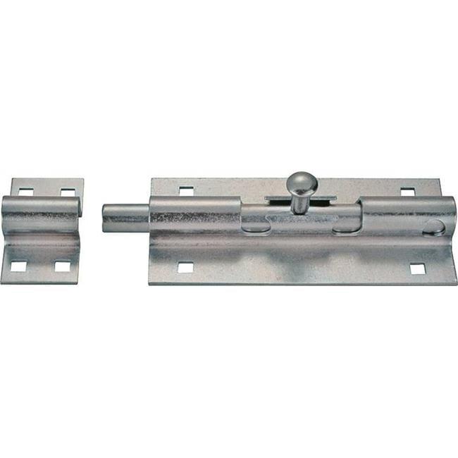 Prosource 5111000 4 in. Barrel Bolt Lock, Satin Brass - image 1 de 1