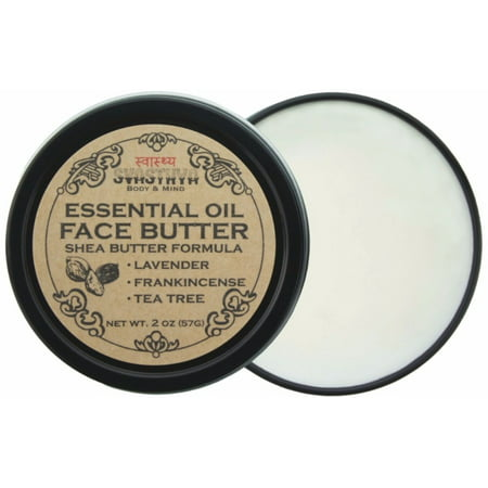 Svasthya Body & Mind Essential Oil Face Butter 2