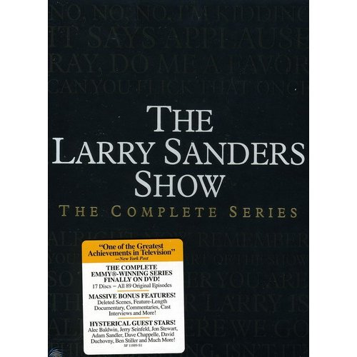 The Larry Sanders Show: The Complete Series (Full Frame)