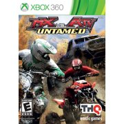 THQ MX vs ATV Untamed, Nordic Games, XBOX 360, 854436004572