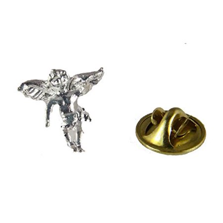 - Guardian Angel Lapel Pin Brooch Tie Tack Collar...