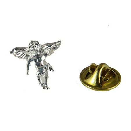 Guardian Angel Lapel Pin Brooch Tie Tack Collar...