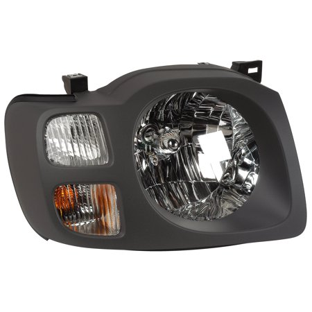 Fits 2002-2004 Nissan Xterra XE Passenger Right Headlight Lamp Assembly (Xterra Headlamp Assembly)