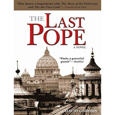 The Last Pope - eBook ()