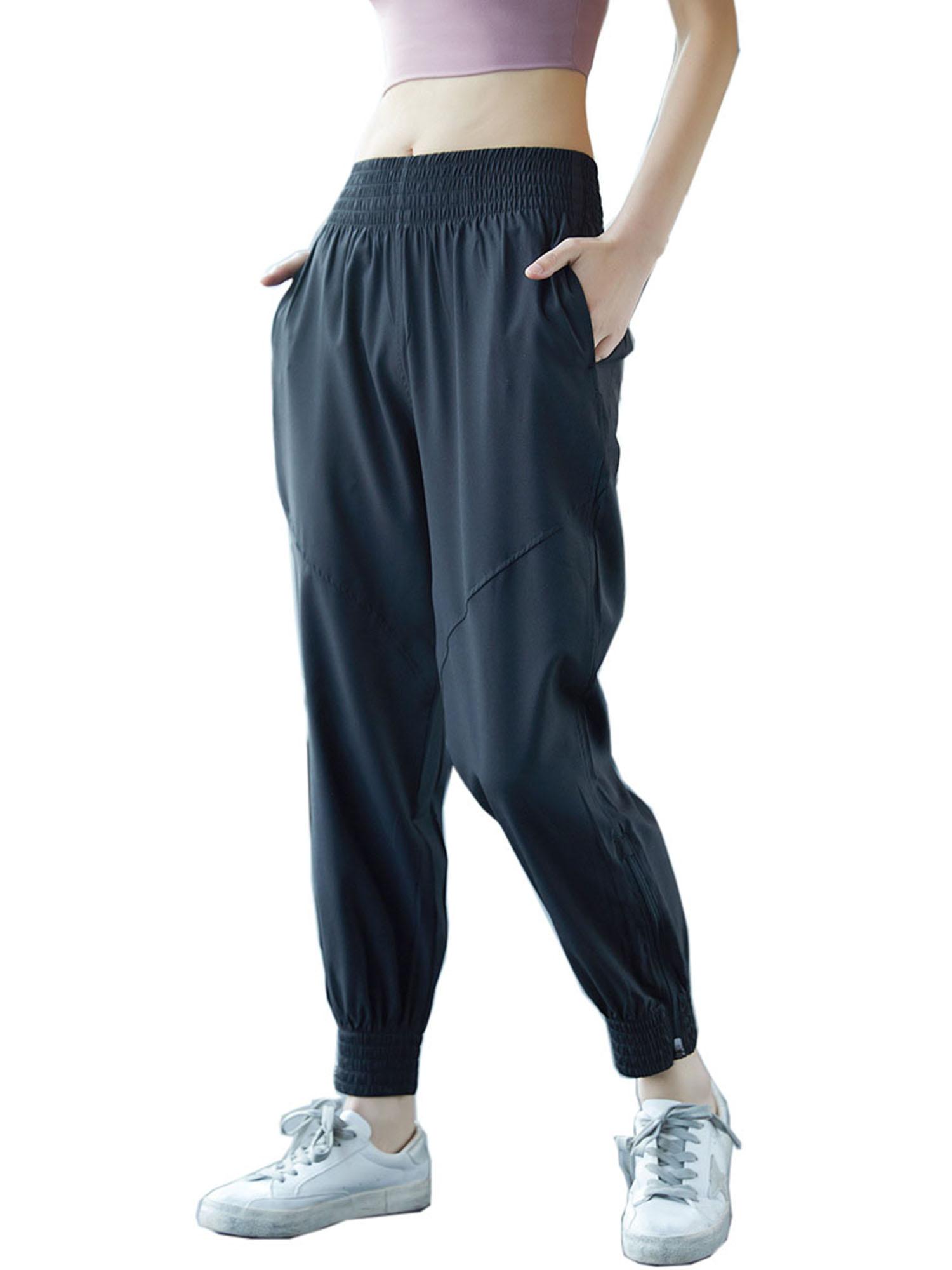 Women Baggy Harem Pants Ladies Loose Casual Sport Gym Jogger Trousers Tracksuit