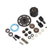 Hot Bodies 109836 Lightweight Center Differential Set 48T Multi-Colored