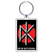 Dead Kennedys Plastic Key Chain Multi