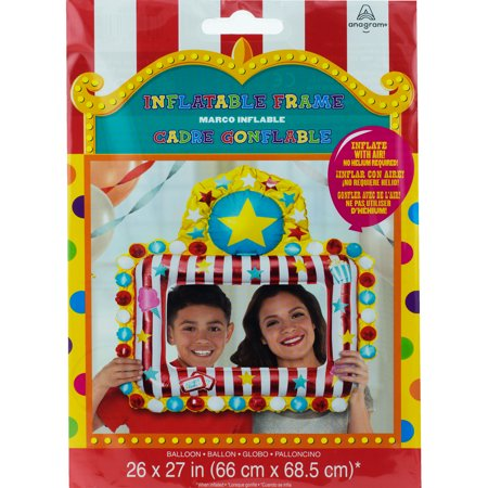 Carnival Inflatable Frame with Air Balloon - Carnival Themed Balloons