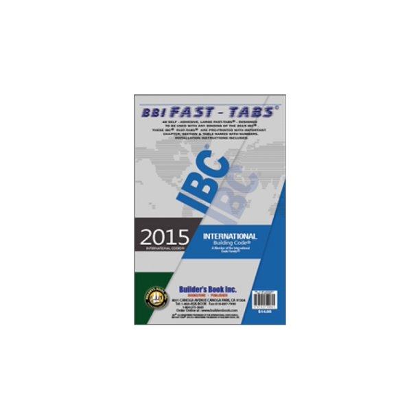 International Building Code Ibc 2015 Fast Tabs Walmart Com Walmart Com