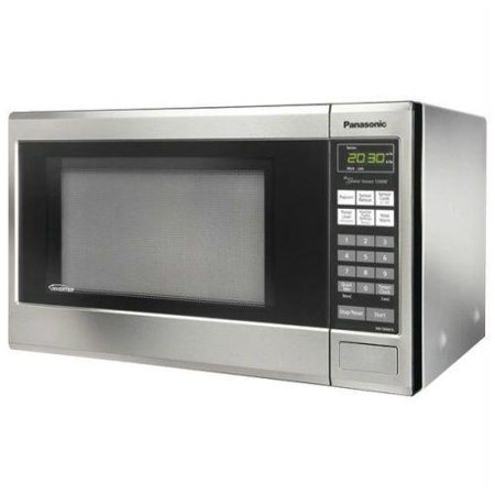 ... NN-SN661S Family Size 1.2 Cu. Ft. 1200W Countertop Microwave Oven fe