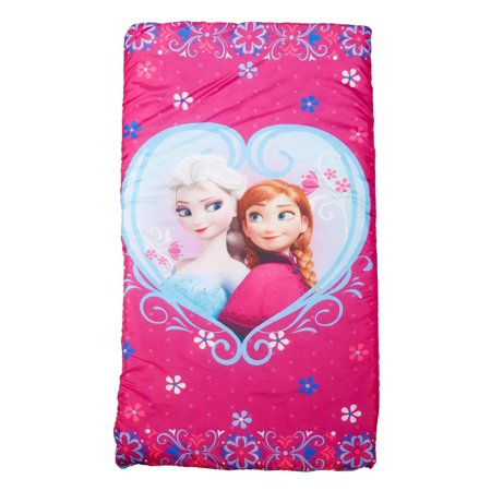 Disney Frozen Anna and Elsa Sleeping Bag