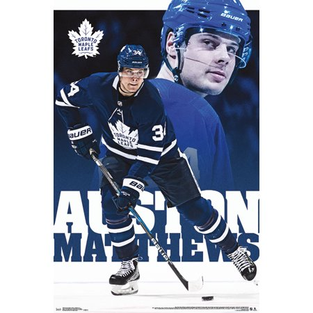 Toronto Maple Leafs - Auston Matthews (Grosvenor Maple Leaf)