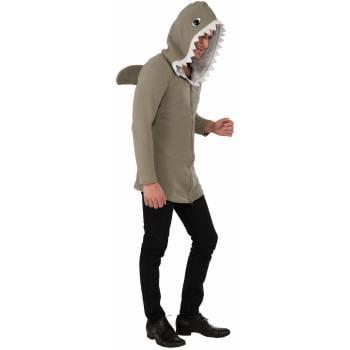HOODIE-SHARK (Shrek Costume Adult)