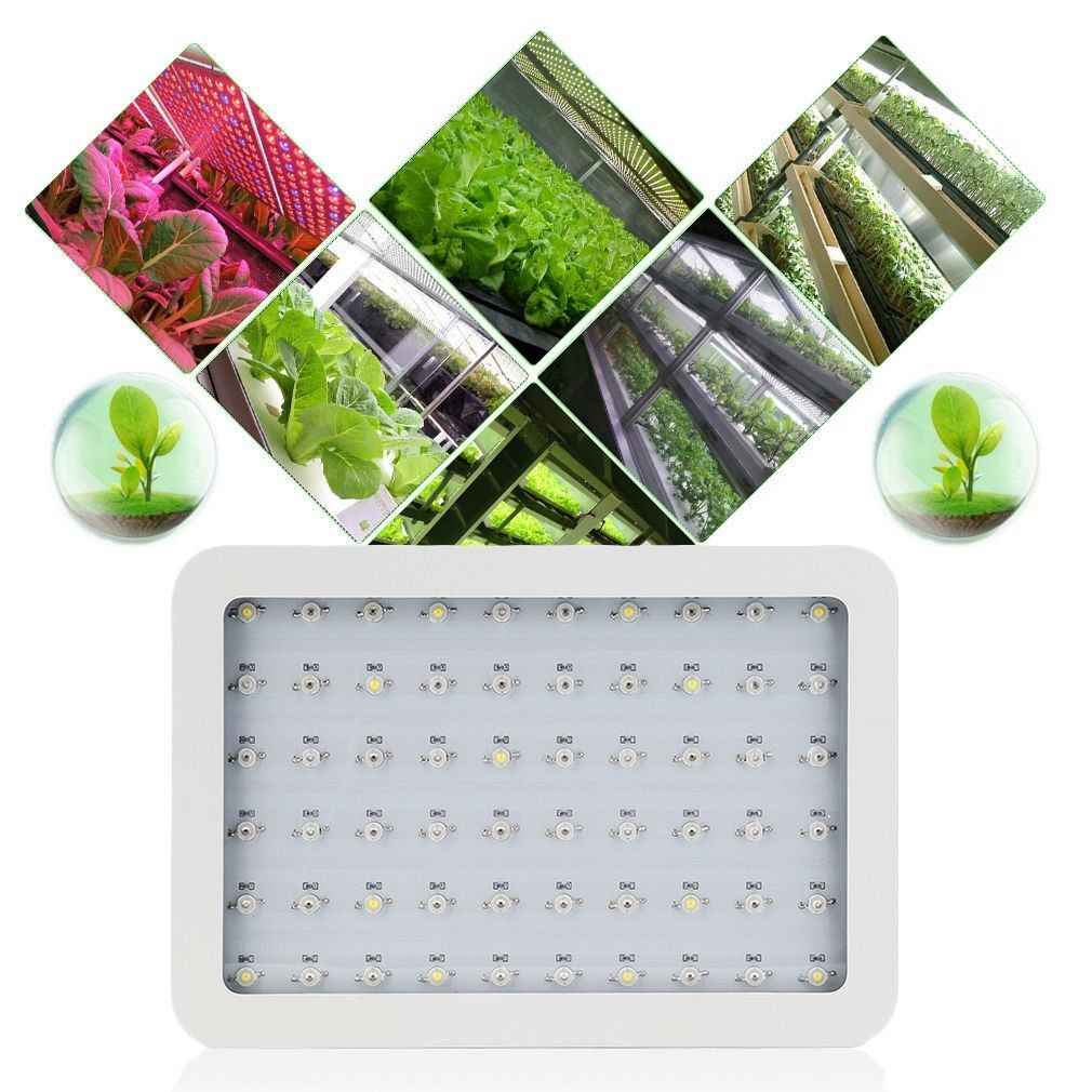 2PCS 140W 300W LED Grow Light Full Spectrum Hydroponic Led Light For Indoor Plants Grow