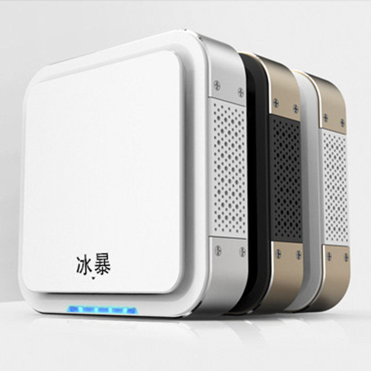 Automatic Detection Intelligent Office Home Car Air Purifier Air c leaner