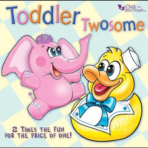 Toddler Twosome - Toddler Twosome [CD]