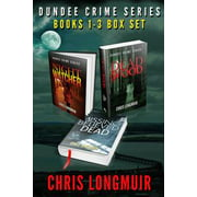 Dundee Crime Series: Books 1 - 3 Box Set - eBook