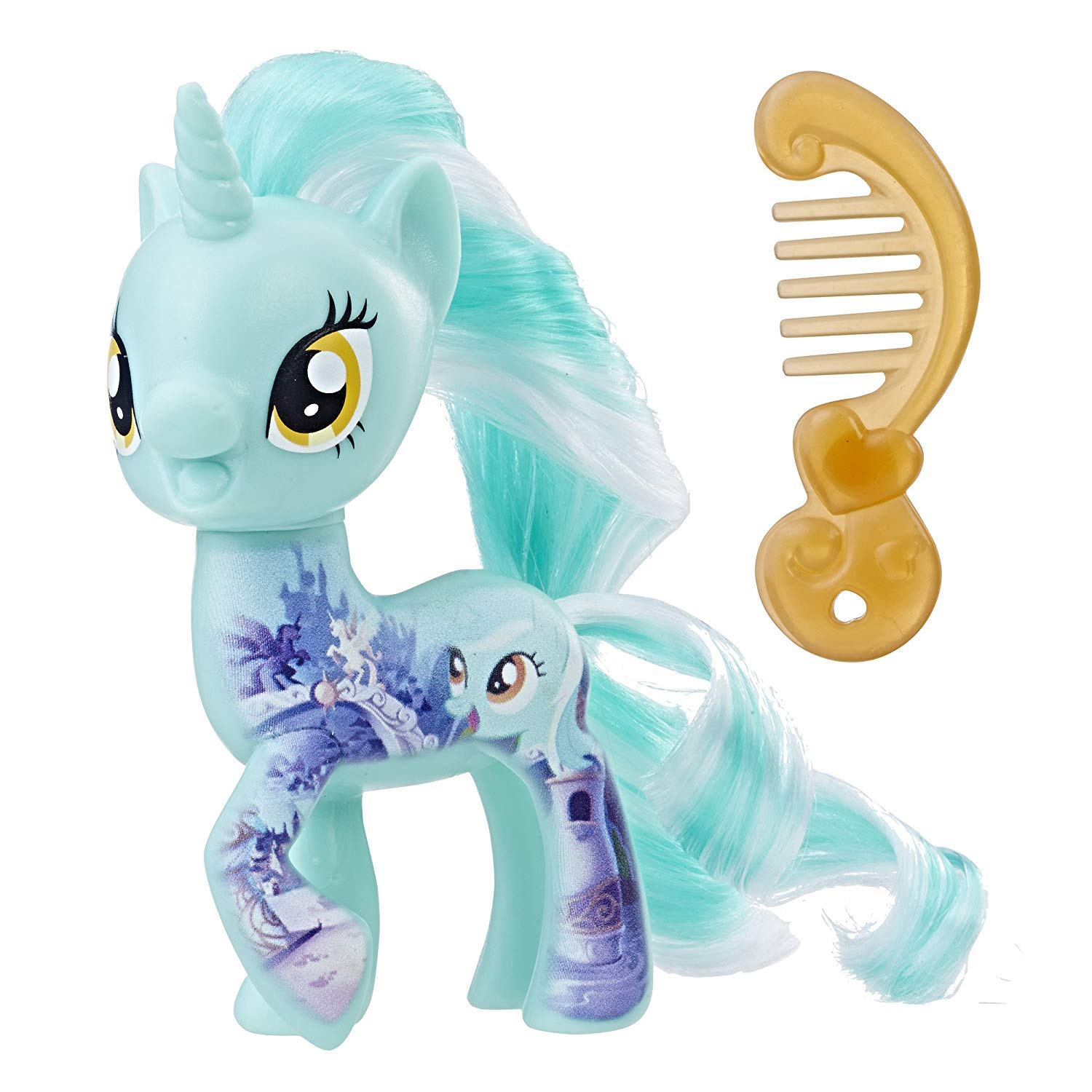 The Movie All About Lyra Heartstrings Doll, Lyra Heartstrings figure By My Little Pony