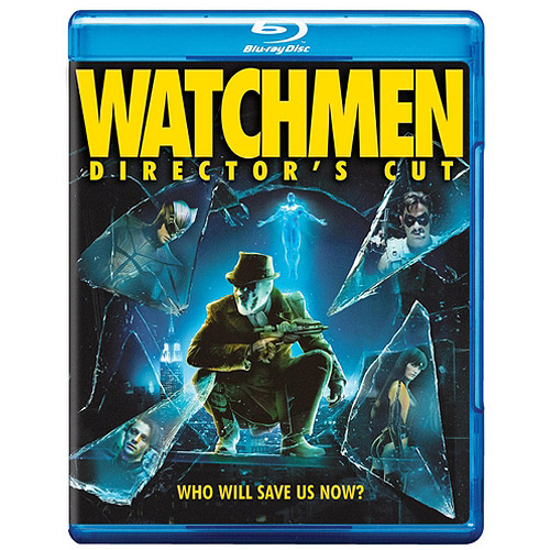 Watchmen: Director's Cut (Special Edition) (Blu-ray) (Widescreen)