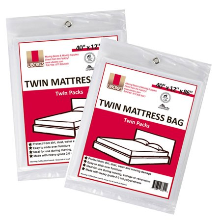 Twin Size Mattress Covers 40x12x86