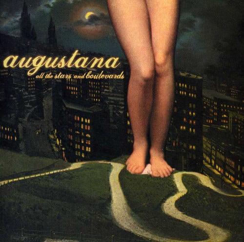 Augustana - All the Stars & Boulevards [CD]