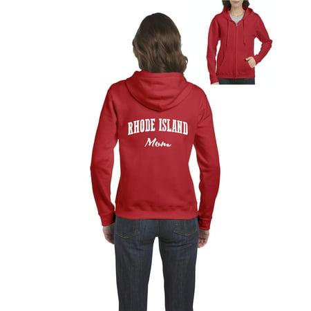 Sweatshirts Rhode Island Womens
